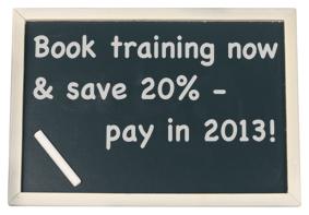 RL Training Campaign_H2_2012