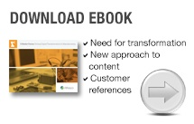 Alfresco 5 market forces driving digital transformation in manufacturing, eBook