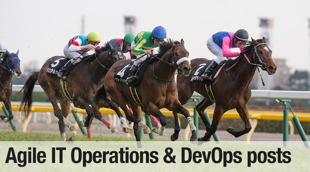 Agile IT Operations & DevOps blog posts