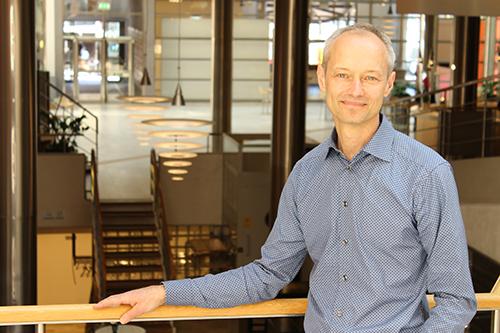 Henrik Gavelli, CEO, Redpill Linpro