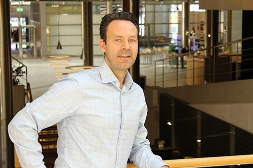 Johan Rylander, Chief Financial Officer, Redpill Linpro