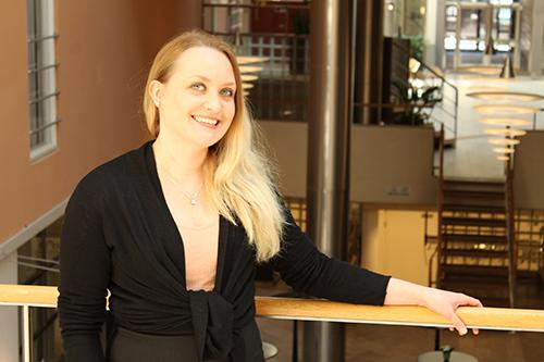 Kirsti Stien, Region Manager Oslo, Redpill Linpro
