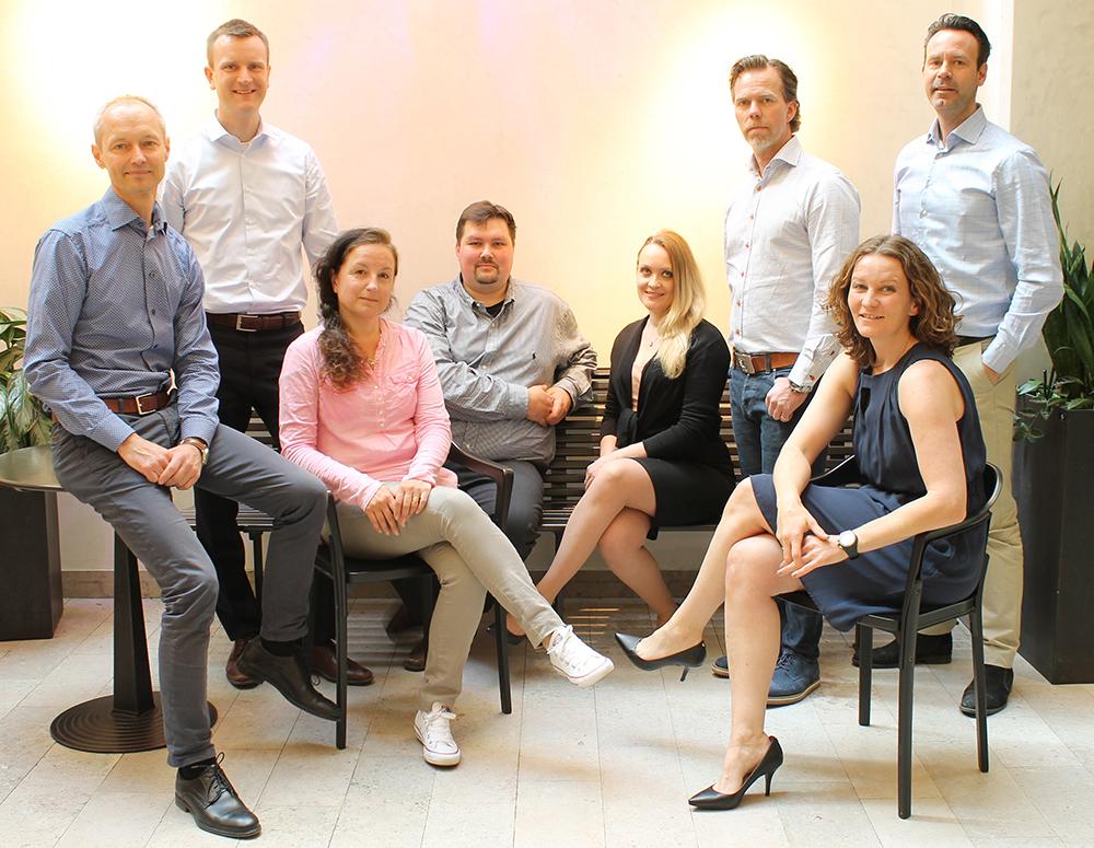 Redpill Linpro Management Team