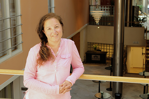 Susannah Eriksson, Head of Marketing & Communications, Redpill Linpro